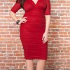Plus Size Clothing: Multiple Choices for Different Shapes