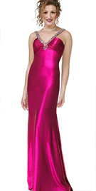 beads-embedded-v-neckline-prom-gown
