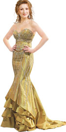beautifully-embedded-fish-cut-gown