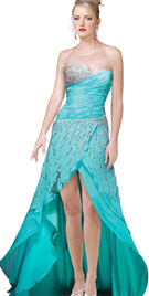 faux-wrapped-bodice-evening-gown
