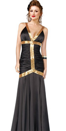 gold-beaded-evening-dress