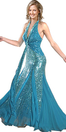 halter-embellished-twisted-knot-evening-gown
