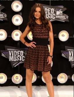 Katie Holmes mtv awards