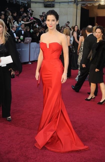 Sandra Bullock in Oscars