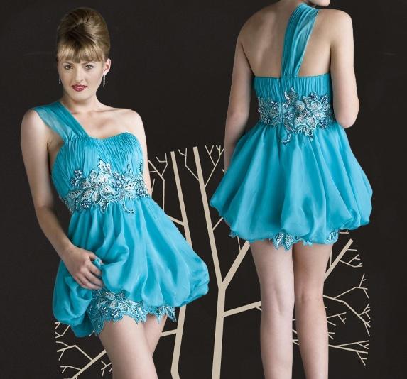 Eclectic Short Summer Dress